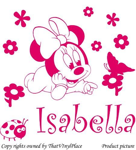 minnie-beb-con-60-cm-x-60-cm-nombre-elegido-color-rubor-disney-flores-mariposas-mariquitas-nombre-no