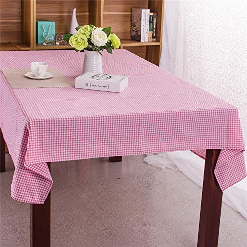 QWEASDZX Tischdecke Einfach und modern Umweltschutz Rechteckige Tischdecke Multifunktions-Hoteltischdecke Wiederverwendbar Geeignet für den Innen- und Außenbereich 140x250cm
