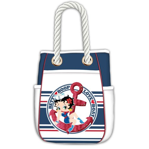 Betty boop-Sac new boat love shopping