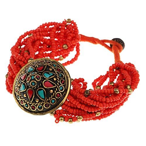 FITYLE Nepal-Stil Damen Armband - Typ 2