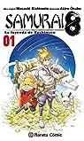Samurai 8 nº 01: La Leyenda de Hachimaru par Kishimoto