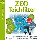 Zeolith Teichfilter Filtergranulat Algenvernichter Wasser Reinigung Filterung Teich Naturmaterial