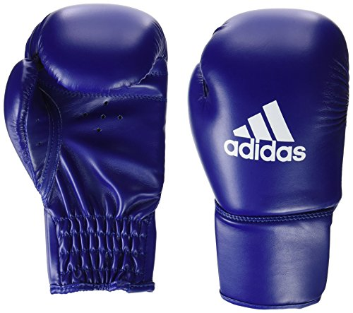 adidas Kinder Kids Boxing Glove adiBK02 Boxhandschuhe, Blau, 6 oz Preisvergleich