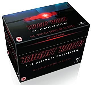 Knight Rider - The Complete Box Set (2011 Repackage) [DVD] [1982] (B005UXJV2A) | Amazon price tracker / tracking, Amazon price history charts, Amazon price watches, Amazon price drop alerts