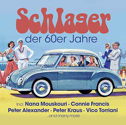 Schlager Der 60er Jahre [Vinyl LP]