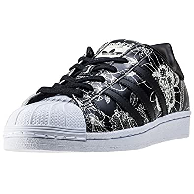 adidas Superstar W Womens Trainers: Amazon.co.uk: Shoes & Bags
