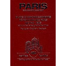 Plan-guide de Paris : Plans d'arrondissements