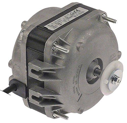 ELCO Lüftermotor 50/60Hz Kabel 500mm 230V L1 48mm L2 48mm L3 86mm 1300/1550U/min 10W