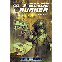 Free comic book day 2020 - Blade Runner (French Edition)