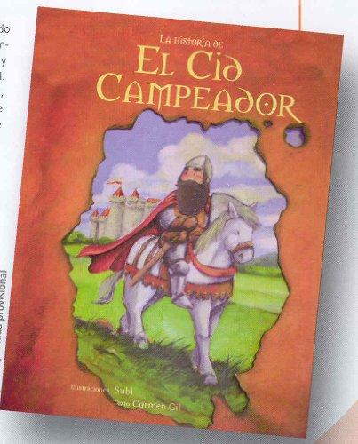 Historia De El Cid Campeador, La (Infantil (lumen)) por Carmen Gil