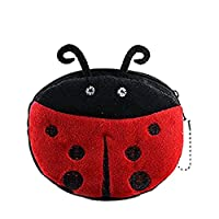 Childrens Boys and Girls Animal Purse, Wallet, Coin Holder