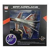 Brand New Twin Engine RC Radio Controlled EPP AirPlane MAKEHASTE - RRP £49.99
