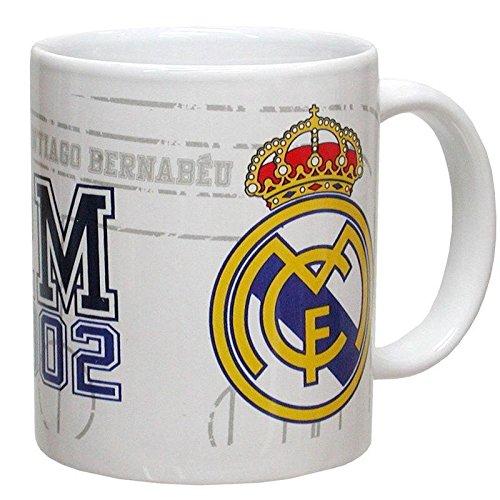 Taza Real Madrid 1902 Santiago Bernabeu