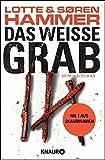 Das weiße Grab: Kriminalroman (Ein Fall für Konrad Simonsen)