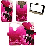 Flip Pu Leather Carcasa Cover para Funda Primux Beta 3 Funda SN