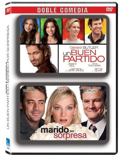 Pack: Un Buen Partido + Marido Por Sorpresa [DVD]