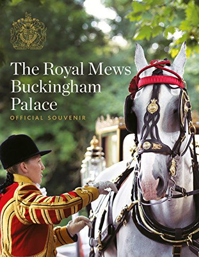 The royal mews official souvenir par Pamela Hartshome