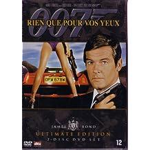 James bond, Rien que pour vos yeux - Edition Ultimate 2 DVD