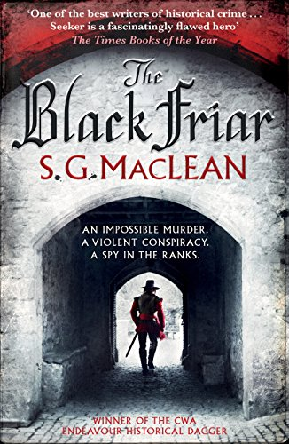 The Black Friar: The Seeker 2 (English Edition)
