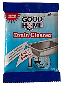 Good Home Drain Cleaner, 50g Pouch