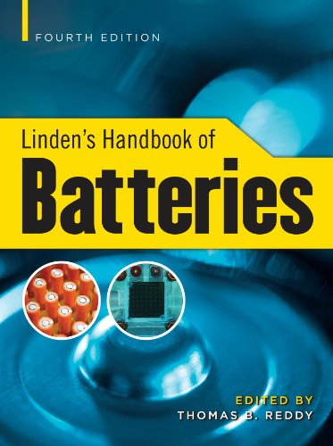 Linden's Handbook of Batteries, 4th Edition (English Edition) -