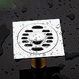 SDKKY kupfer deo schädlingsbekämpfung waschmaschine boden abfließen waschmaschine boden gully hoch drei: boden abfluss gemeinsame