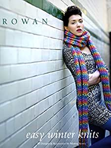 Rowan Patterns Easy Winter Knits by Rowan (8-Jan-2012) Paperback
