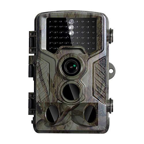 Rückfahrkamera 12MP 1080P, Wildlife Scouting Jagdkamera, Auslösegeschwindigkeit 0,5 Sekunden, max. Nachtsicht-Beleuchtungsabstand 65 Fuß