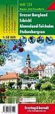 Grazer Bergland - Schöckl - Almenland-Teichalm - Stubenbergsee, Wanderkarte 1:50.000, WK 131: Wandel- en fietskaart 1:50 000 - Freytag-Berndt und Artaria KG