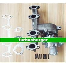 Turbocompresor GOWE para GT1749V 721021-9006S 038253016GV 03G253016R turboturbocharger para Audi A3 1,9