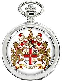 Watches, Parts & Accessories Hms Prinz Von Wales Volle Sprungdeckel Taschenuhr