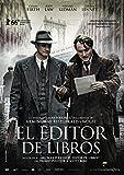 Genius (EL EDITOR DE LIBROS - DVD -, Importé d'Espagne, langues...
