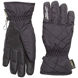 Ziener AZO 15 Women's Ski Gloves Black black Size:8.5