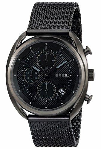 Breil orologio cronografo quarzo uomo con cinturino in acciaio inox tw1638