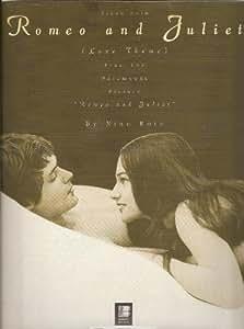 Romeo and Juliet (Love Theme) Piano Solo (sheet music)