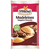 ST MICHEL MADELEINES COQUILLES NAPPEES CHOCOLAT X 14 - ( Prix Unitaire ) - Envoi Rapide Et Soignée