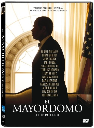 El Mayordomo (Import) (Dvd) (2014) Forest Whitaker; Oprah Winfrey; Lee Daniels