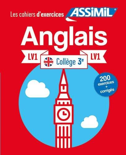 Anglais Collège 3e