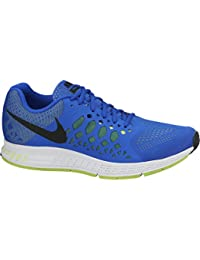 Nike Air Zoom Pegasus 31 Zapatillas de running, Hombre, Azul / Negro / Verde, 40