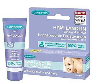 Lansinoh 10920 HPA Lanolin Brustwarzensalbe, 10 ml (B007RWXRQI) | Amazon Products