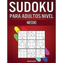 Sudoku Para Adultos Nivel Medio: 300 Sudoku para Jugadores Adultos Intermedios (con Soluciones)