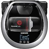 Samsung POWERbot Precision Robot Aspirapolvere, Spazzola Morbida Soft Action, Sistema di Pulizia ad Alte Prestazioni, Comandi