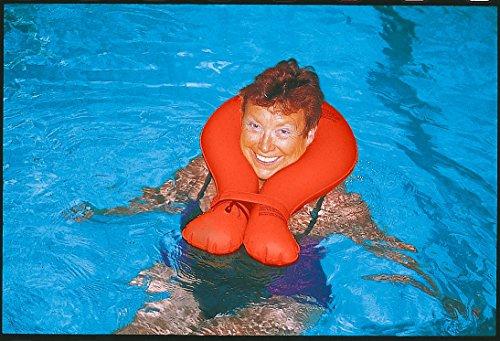 """Schwimmkragen """"Bodyfit"""" Test"""