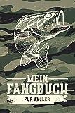Mein Fangbuch für Angler: Fangen, Notieren & Auswerten | Angeltagebuch