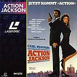 LASERDISC Action Jackson PAL deutsch