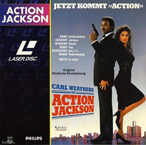 Bild von LASERDISC Action Jackson PAL deutsch