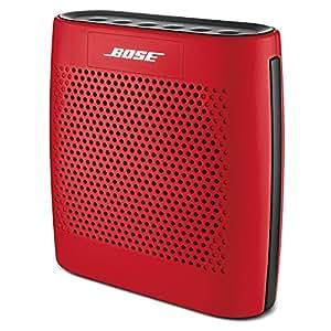 Bose SoundLink Color Bluetooth Speaker (Red)