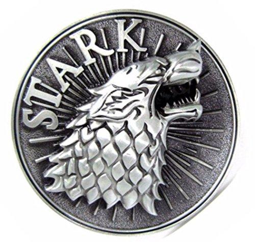 Preisvergleich Produktbild Game of Thrones - Stark-Wolf Metall-Gürtelschnalle