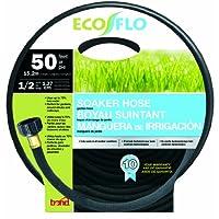Bond Manufacturing Bond 70280 Eco Flo 50-Feet by 1/2-Inch Soaker Garden Hose