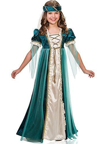 Emerald Juliet Costume for Kids by - Goddessey Kostüm